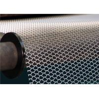 China Flattened High Quality Aluminum and Carbon Steel Expanded Metal Mesh on sale