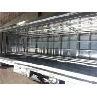 China Long Pipe Tube Ultrasonic Cleaning Machine 1500L Tank For Heat Exchanger Tube on sale
