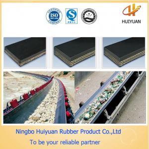Acid Resistant Rubber Conveyor Belt for Conveying Fertilizer (NN100-NN500) Manufactures