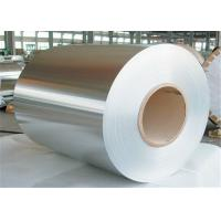 Construction Aluminium Coils 1050 1100 3003 3004 3005 8011 0.2mm - 4.0mm Thickness Manufactures