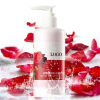 Nourishing Hydrating Body Lotion Classic Rose Fragrance Make Skin Tender Manufactures