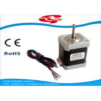 High Efficiency 42hs Nema 17 Stepper Motor 2 Phase For 3d Printer Machine Manufactures