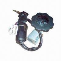 Motorcycle Ignition/Switch Electric Lock Key Set, OEM Orders Available Manufactures