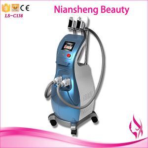 Multifuctional Cryo fat freezing 40K cavitation RF body slimming machine Manufactures