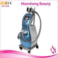 Buy cheap 3 in 1 Cryolipolisis body slimming machine, fat freezing 40K cavitation RF from wholesalers