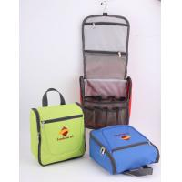 Foldable Hanging Toiletry Kit For Travel Manufactures