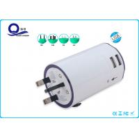 Detachable Fuse Protection USB Travel Adapter And Converter With Led Light Manufactures