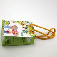 Factory Supply Low Cost PP Handle Paper Gift Bag Custom Design Print Color Manufactures
