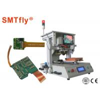 HSC FPC FFC To PCB Board Pulse Heat Bonding Machine 0.02mm Solder Flatness SMTfly-PP1A Manufactures