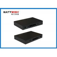 Plug And Play 4 GE Ports EPON MDU ONU For Monitoring Service Support Port Isolation Manufactures