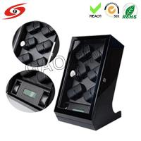 China Luxury Custom Made Wooden Modern Watch Winder Box on sale