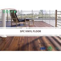 Waterproof Floating Vinyl Plank Flooring For Bathroom Decoration Manufactures
