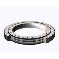 High Precision Cross Roller Bearing Without Gear Teeth , VU140179 Slewing Ring Turntable  Manufactures