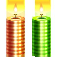 Colorful Birthday candles Manufactures