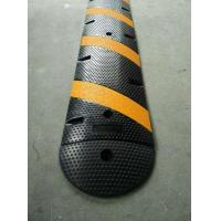 1830mm rubber speed bump for America Market  speed breaker Manufactures