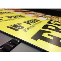 Weather Resistant PVC Sign Board Digital Printing Outdoor Advertising Manufactures