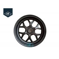 China Custom Rear 10 Inch Motorcycle Wheel , Rims Scooter Motorcycle Front Wheel  on sale