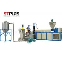 China HDPE plastic scrap recycling machine for washing line company with 100-1000kg/h capacity on sale