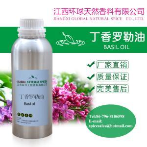 Basil oil,Basil essential oil,Holy basil oil,Cas.8015-73-4