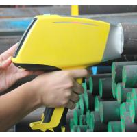 China Hand held Alloy Analyzer Alloy Material Identification (PMI) SDD Detector HXRF-120E on sale