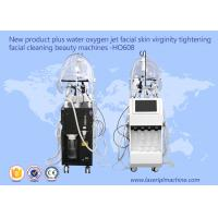 HO608 Water Oxygen Jet Peel Machine Facial Skin Tightening Machine High Efficiency Manufactures