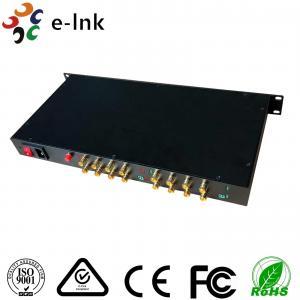 16 Channel 1080P Video Signal Sdi To Optical Fiber Converter HD Multi Media System Manufactures