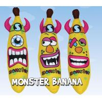 12 inch Carnival Monster Banana Stuffed Plush Toys for Festival andl Holiday Manufactures
