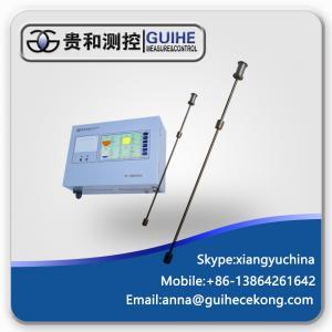 China Gasoline Level measuring instruments / Oil tank level monitor / diesel fuel LPG tank level gauge for petrol station on sale