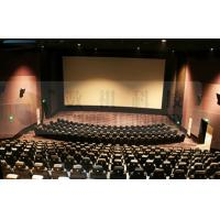 Arc Screen 3D Movie Theaters Over Hundred Splendid Comfortable Chair Manufactures