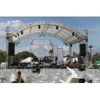 Used Outdoor Event Aluminum Stage Roof Truss With Canopy High quality Manufactures