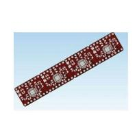 FR4 2 layer rigid pcb board HALS lead free , 1 OZ Copper Thickness SMT service Manufactures