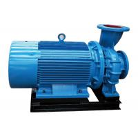 Horizontal Centrifugal Pipeline Water Pump Water Supply / Distribution High Efficiency Manufactures
