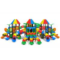China Ultra - Big Lofty Children'S Plastic Outdoor Play Equipment For 8 Year Olds on sale