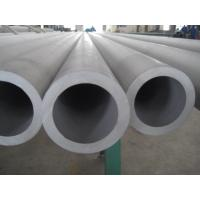 China 316L 316 Thick Wall Stainless Steel Seamless Pipe , Round Rolling SS 304 Pipes on sale