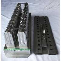 Best quality popsicle molds stainless steel ice cream molds 2x13 26cavities megamex 90ML ready in stock Manufactures
