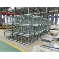 Single Cage Passenger Hoist safety vertical transporting equipment 12 - 38 Person Manufactures