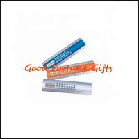 China Promotional Ruler With Calculator printed logo on sale