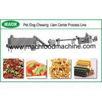 2014 New Jam Center Pet chewing Food Processing Machinery Manufactures