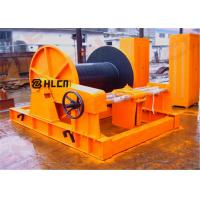 Electric Hoist Winch 1Ton to 50Ton for lifting , electric winch hoist Manufactures