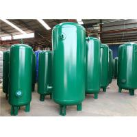 145psi Gas Storage Replacement Tanks For Air Compressor , Compressed Air Reservoir Tank Manufactures