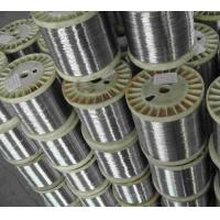 Heat Resistance Stainless Steel Wire Diameter 0.09-2.0mm AISI304, 316, 316L Acid Alkali Resistance Manufactures