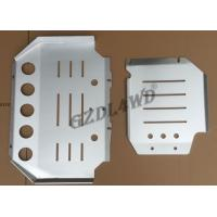 Skid Bash Plate Aluminum Alloy Engine Protect Plate For Ford Ranger T6 Accessories Manufactures