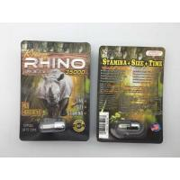 China Rhino 35000 Male Sex Pills 3D Sex Power Increase Capsule For Men strong effect  Maximum Power Long Sex Time Capsule on sale