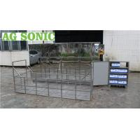 Marine Turbine Ultrasonic Cleaning System Large Ultrasonic Tank Volume 28 / 40KHz Manufactures