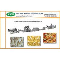 Famous Brand 2d/3D snack food machine/snack food making machinery Manufactures