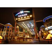 Quality 16 Bits Colors Creative Ceiling LED Screen Hanging Installation High Contrast for sale