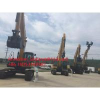 XE215C 21.5 Ton Crawler Mounted Hydraulic Excavator Machine With Hydraulic Parts Manufactures