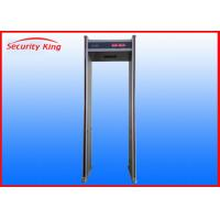 Walk Through Metal Detector Body Scanner XST-F24 With Password Management Manufactures
