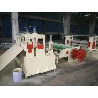 Galvanized Coil 40m / Min 4mm Cut To Length Line With Auto Stacker , High Efficiency Manufactures