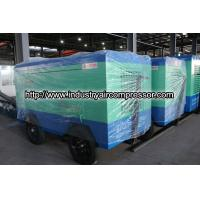 Powerful electric  mining air compressor piston type 10m³/min 7 bar 65kw cvfy 10/7 Manufactures